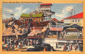 amp019013 - Old Orchard Beach, Maine, ME, USA Postcard
