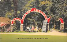 amp019015 - Old Orchard Beach, Maine, ME, USA Postcard