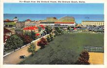 amp019021 - Old Orchard Beach, Maine, ME, USA Postcard