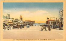 amp019029 - Old Orchard Beach, Maine, ME, USA Postcard