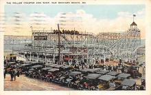 amp019031 - Old Orchard Beach, Maine, ME, USA Postcard