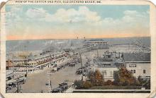 amp019036 - Old Orchard Beach, Maine, ME, USA Postcard