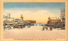 amp019038 - Old Orchard Beach, Maine, ME, USA Postcard