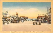 amp019039 - Old Orchard Beach, Maine, ME, USA Postcard