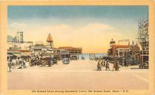 amp019040 - Old Orchard Beach, Maine, ME, USA Postcard