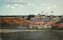 amp019041 - Old Orchard, Maine, ME, USA Postcard