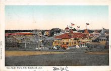 amp019043 - Old Orchard, Maine, ME, USA Postcard
