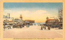 amp019046 - Old Orchard Beach, Maine, ME, USA Postcard