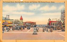 amp019048 - Old Orchard Beach, Maine, ME, USA Postcard