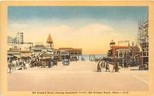 amp019050 - Old Orchard Beach, Maine, ME, USA Postcard
