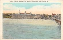 amp019051 - Old Orchard Beach, Maine, ME, USA Postcard