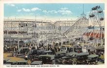 amp019053 - Old Orchard Beach, Maine, ME, USA Postcard