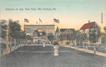 amp019055 - Old Orchard, Maine, ME, USA Postcard