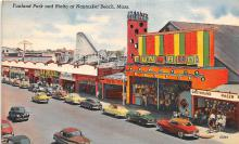 amp021118 - Nantasket Beach, Massachusetts, MA, USA Postcard