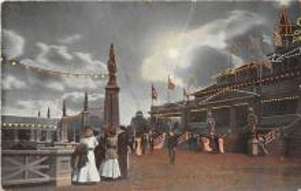 amp021135 - Nantasket Beach, Massachusetts, MA, USA Postcard