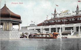 amp021141 - Nantasket Beach, Massachusetts, MA, USA Postcard