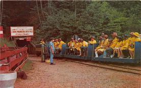 amp022002 - Iron Mountain, Michigan, MI, USA Postcard
