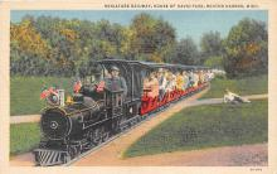 amp022003 - Benton Harbor, Michigan, MI, USA Postcard