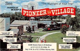amp027001 - Minden, Nebraska, NE, USA Postcard