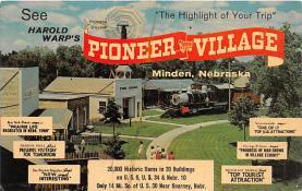 amp027003 - Minden, Nebraska, NE, USA Postcard