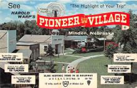 amp027007 - Minden, Nebraska, NE, USA Postcard