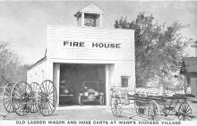 amp027019 - Minden, Nebraska, NE, USA Postcard
