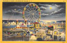 amp030006 - Wildwood by the Sea, New Jersey, NJ, USA Postcard