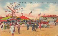 amp030008 - Ocean City, New Jersey, NJ, USA Postcard