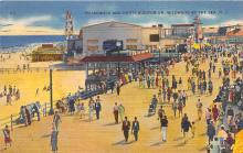 amp030009 - Wildwood by the Sea, New Jersey, NJ, USA Postcard