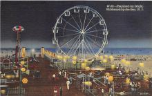 amp030016 - Wildwood by the Sea, New Jersey, NJ, USA Postcard