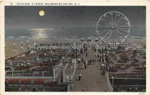 amp030017 - Wildwood by the Sea, New Jersey, NJ, USA Postcard