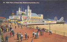 amp030019 - Wildwood by the Sea, New Jersey, NJ, USA Postcard