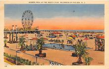 amp030028 - Wildwood by the Sea, New Jersey, NJ, USA Postcard