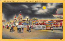 amp030029 - Wildwood, New Jersey, NJ, USA Postcard