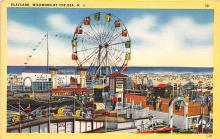 amp030030 - Wildwood by the Sea, New Jersey, NJ, USA Postcard