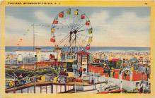 amp030032 - Wildwood by the Sea, New Jersey, NJ, USA Postcard