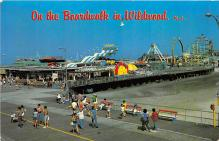 amp030036 - Wildwood, New Jersey, NJ, USA Postcard