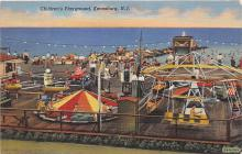 amp030038 - Keansburg, New Jersey, NJ, USA Postcard