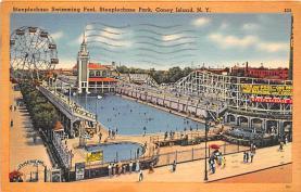 amp032010 - Coney Island, New York, NY, USA Postcard