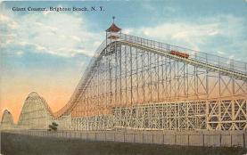 amp032044 - Brighton Beach, New York, NY, USA Postcard