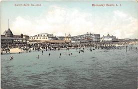 amp032052 - Rockaway Beach, Long Island, New York, NY, USA Postcard