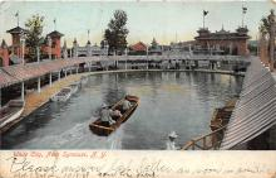 amp032057 - Syracuse, New York, NY, USA Postcard