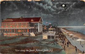 amp032059 - Midland Beach, New York, NY, USA Postcard