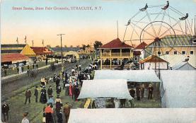 amp032065 - Syracuse, New York, NY, USA Postcard