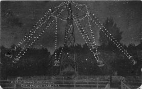 amp032072 - Chautauqua Lake, New York, NY, USA Postcard