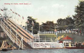 amp032078 - North Beach, Long Island, New York, NY, USA Postcard