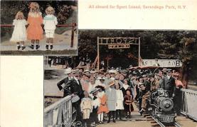 amp032103 - Sacandaga Park, New York, NY, USA Postcard