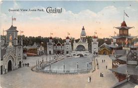 amp035013 - Cleveland, Ohio, OH, USA Postcard