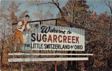 amp035023 - Sugarcreek, Ohio, OH, USA Postcard