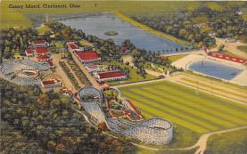 amp035030 - Cincinnati, Ohio, OH, USA Postcard